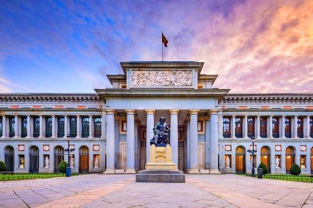 Prado Müzesi(Madrid):