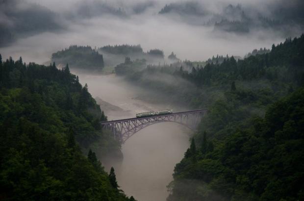 3 – Mishima, Fukushima Pref, Japonya