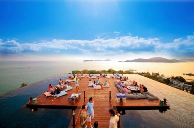 2 – Sri Panwa Hotel, Tayland