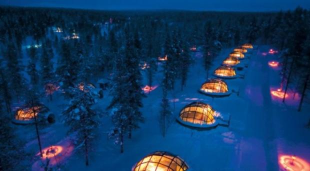 8. Lapland bölgesi