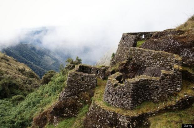 3. Inca Trail, Peru