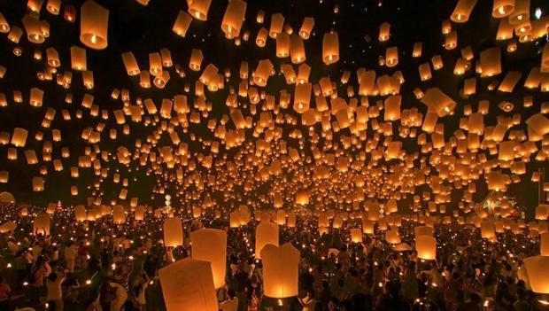7. Geleneksel Çin Fener Festivali