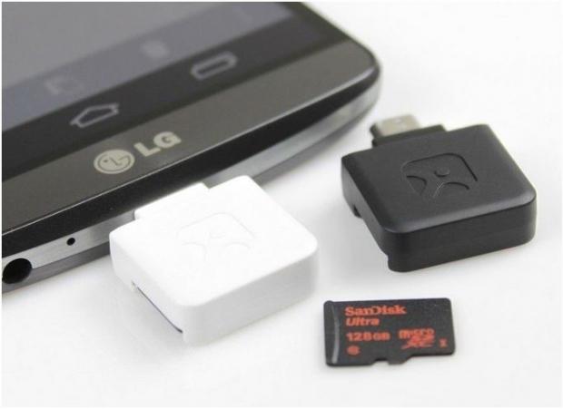 4. microSD kart okuyucu