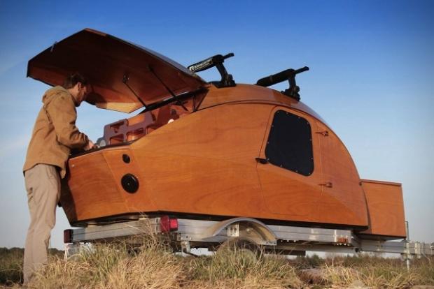 Bu şık karavanın fiyatı yaklaşık 2000 dolar