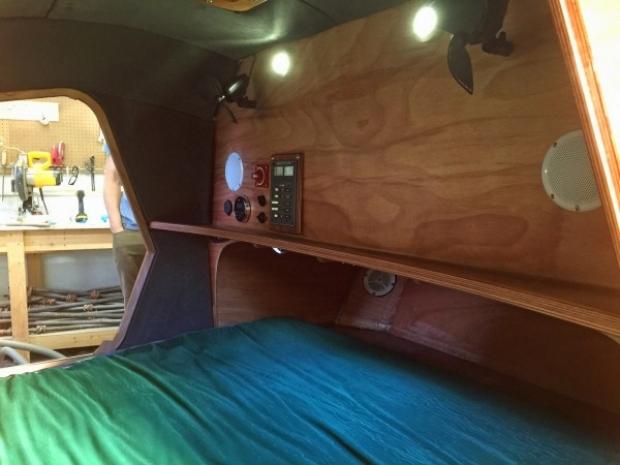 Otelle falan uğraşmadan ama devasa bir karavana da sahip olmadan bu keyfi yaşamak artık mümkün.