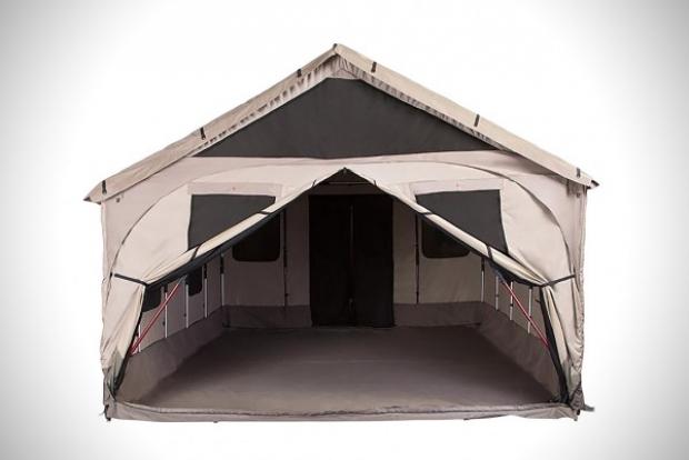 Hem hacimleri hem de kurulum detayları yüzünden, normal hayattaki rahatınızla kamp süresince vedalaşmak zorunda kalırsınız.