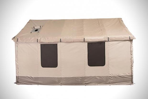 Yıllardır ürettiği kamp malzemeleri ile adından söz ettiren bir firma, muhteşem bir çadırla yeniden gündemde!