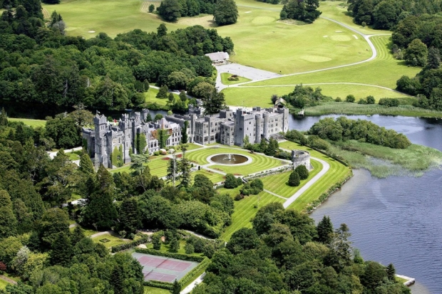 5 – Ashford Castle, İrlanda