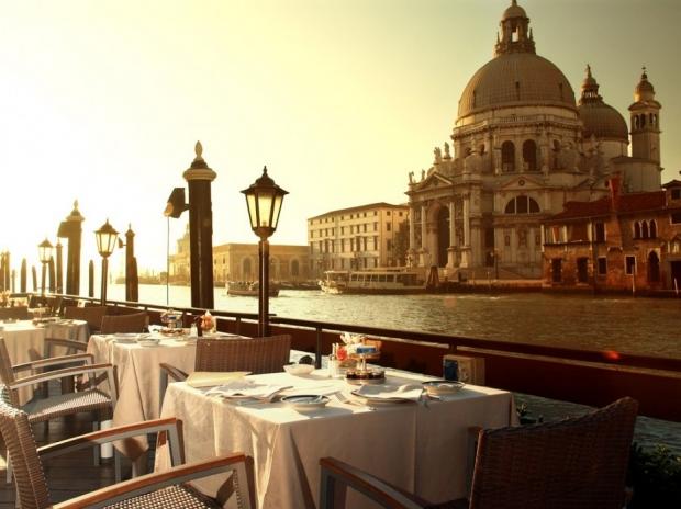 8 – Hotel Gritti Palace, İtalya