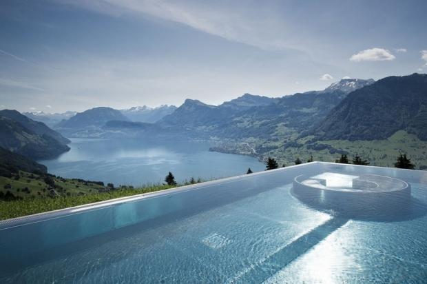 1 – Villa Honeg, İsviçre