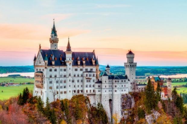 Neuschwanstein Şatosu – Almanya
