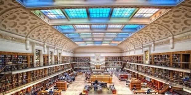 8. Britanya Kütüphanesi / İngiltere