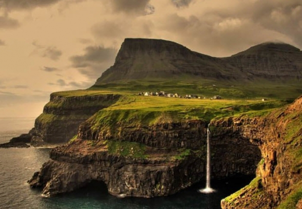 5. Gasadolur, Faroe adaları