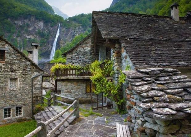 14. Foroglio, İsviçre