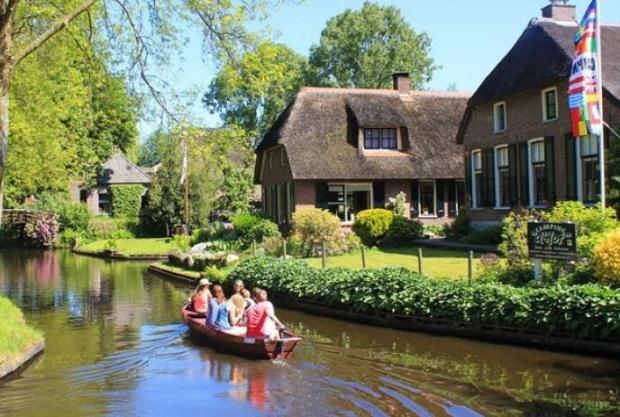 15. Giethoom, Hollanda