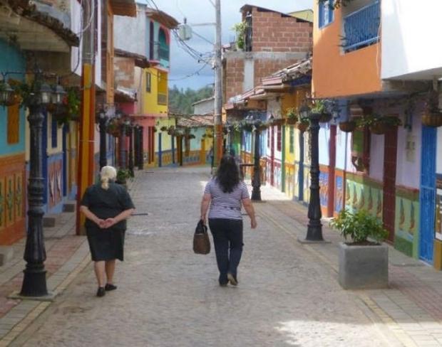 2. Guatepe, Kolombiya