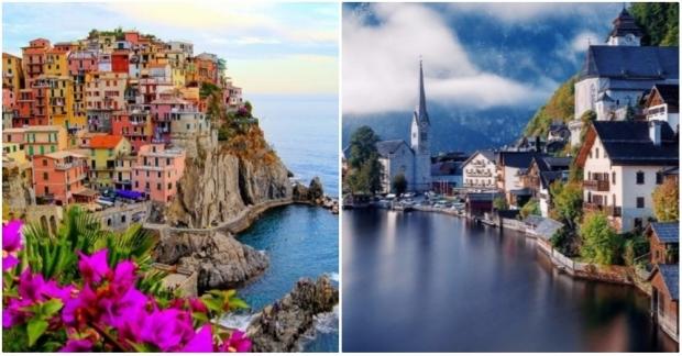 Masal Diyarına Ziyarete Gidiyoruz: Dünyanın En Etkileyici 15 Kasabası