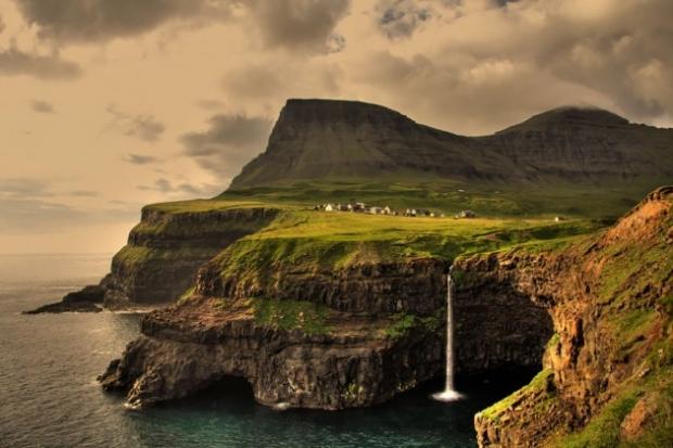 3. Gasadalur, Faroe Adaları