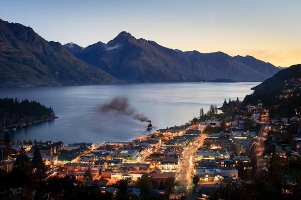 12. Queenstown, Yeni Zelanda