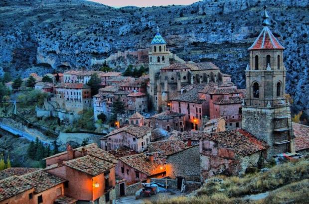1. Albarracin, İspanya