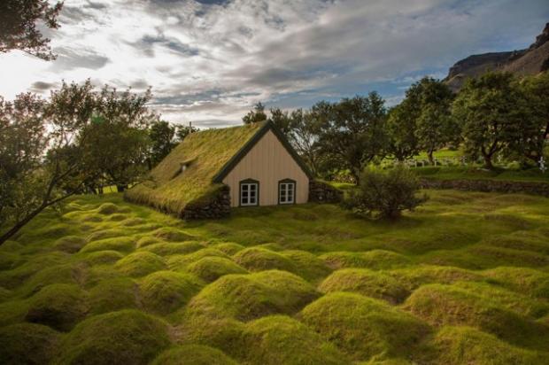 9 – Hofskirkja, İzlanda