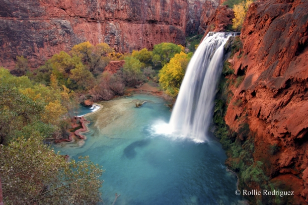 9. Arizona'da bulunan bu doğal havuz ise otantik yerler arayışında olanların aradığı yer. Gerçek olabileceğine inanamayacağınız, kendinizi bir rüyada