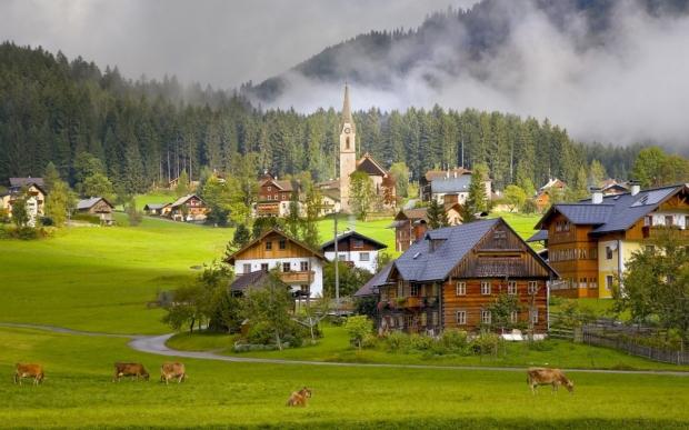 4 – Bir köyde bir ay yaşayın!