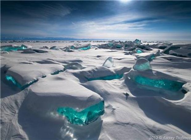 9 – Bir buzula ayak basın!