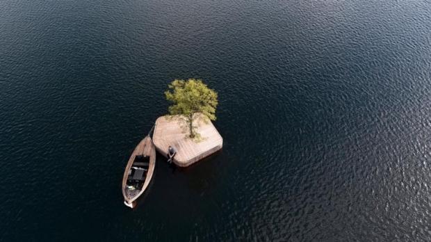 Bu projeye ek olarak küçük adaların bir çok modülü de tasarlanıyor.