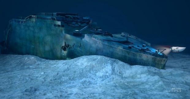 Titanic'in batması hiç şüphesiz 20. yüzyılın en büyük trajedilerinden biri.