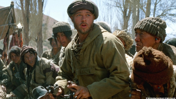 Seven Years in Tibet (Tibet'te Yedi Yıl) - IMDb: 7,0