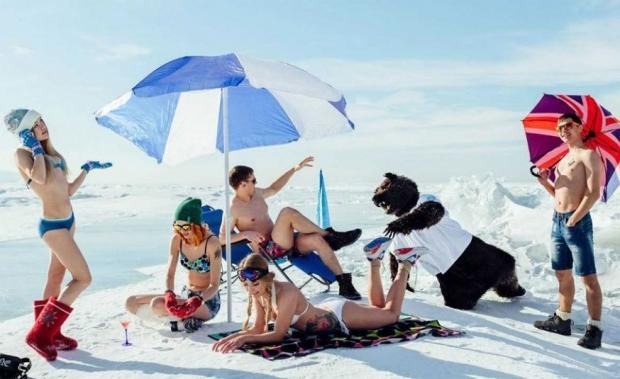 İşte Rus fotoğrafçı Alexey Lovtsov'un Sibirya'da bir yaz tatilinin nasıl olabileceğini anlattığı o ilginç ve keyifli fotoğraf çalışmasından kareler...