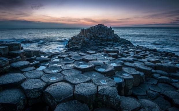 Devler Kaldırımı, İrlanda