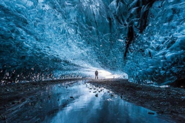Glowworms Mağarası, Yeni Zelanda