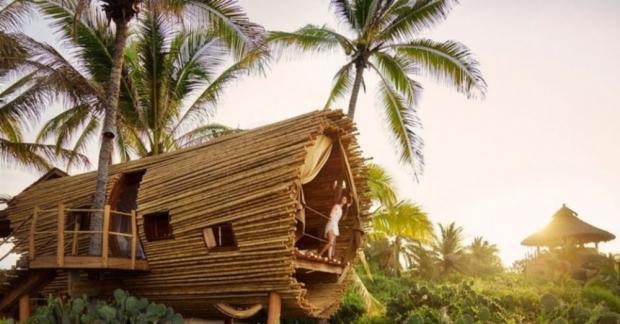 Ağaç ev konseptine bambaşka bir anlayış getiren tasarımları görmeye hazır mısınız?
