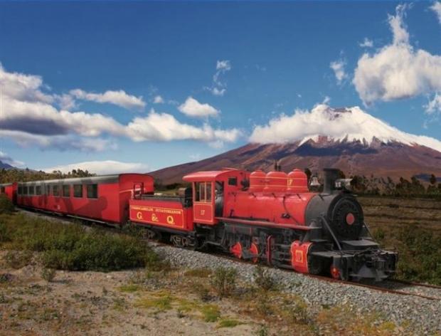 11. Ekvador,Andes'e lüks bir yolculuk.