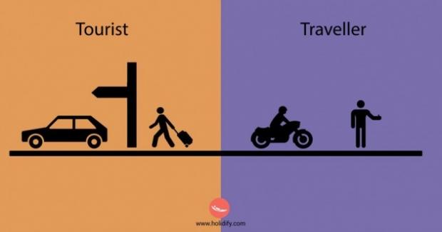10. Turist için taksiler bir numaralı taşıma aracısır, lakin seyahatsever için otostop vazgeçilmezdir. Eee hadi söyleyin bakalım, hangisi sizsiniz?