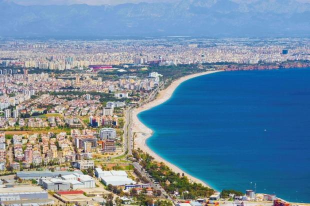 4. Antalya