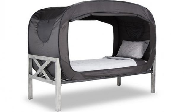 Peki tüm bu dertlerin bir çözümü var mı? Artık var! Yatak çadırı sayesinde tüm dertlere paydos!