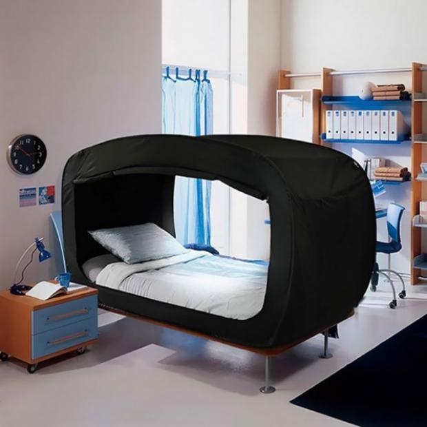 Artık yatağınız tam manasıyla sizin VIP alanınız haline gelecek.