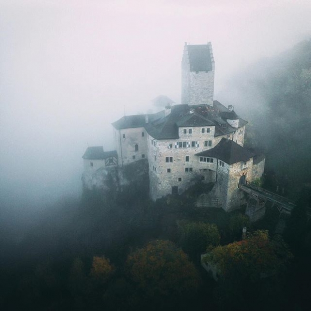 7. Karanlık kale Ritterburg Kipfenberg