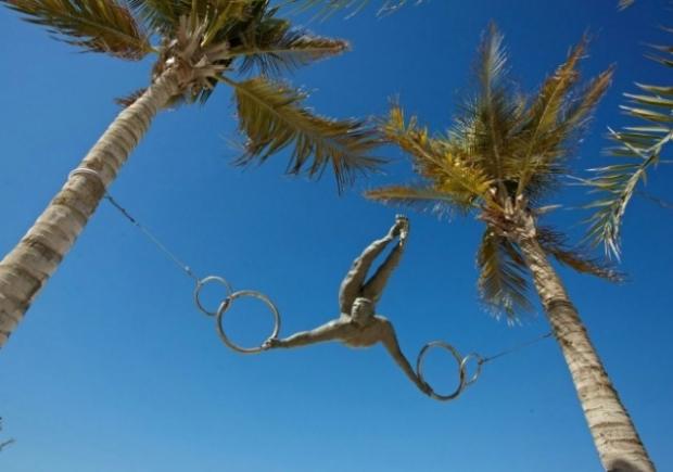 1. Akrobat rüzgara karşı