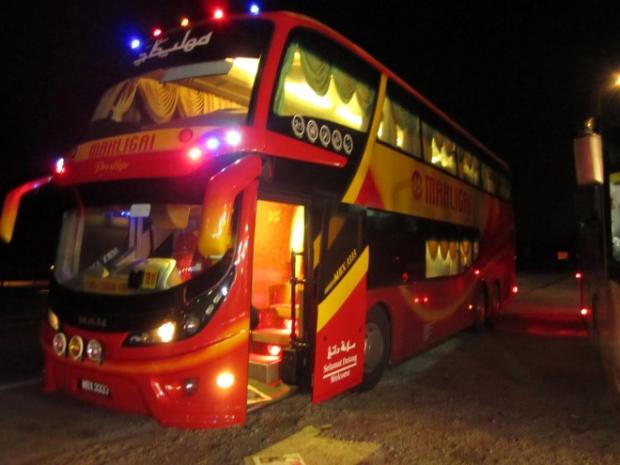 19-Gece otobüsleri
