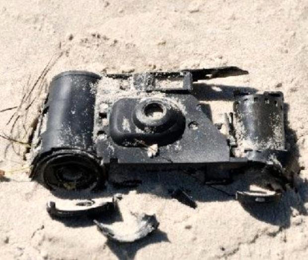21-Kırılmış ya da kullanılamaz fotoğraf makinesi