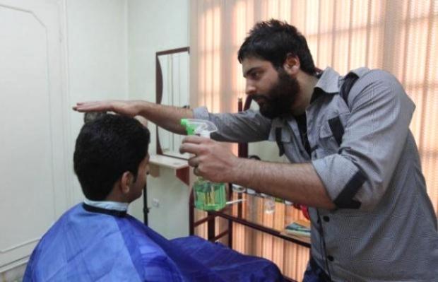 İran - Batı stili saç kesimi