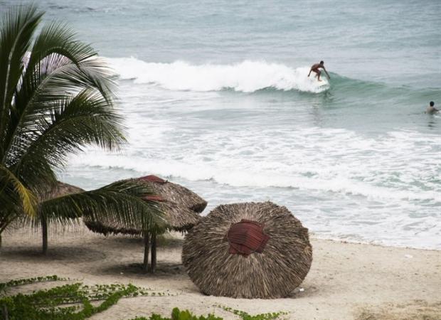 Puerto Escondido, Meksika